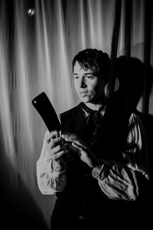 Eric Keitel Cleaver - Photo by Rena Petrello