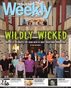 Wicked Lit 2013 - Pasadena Weekly Cover Story