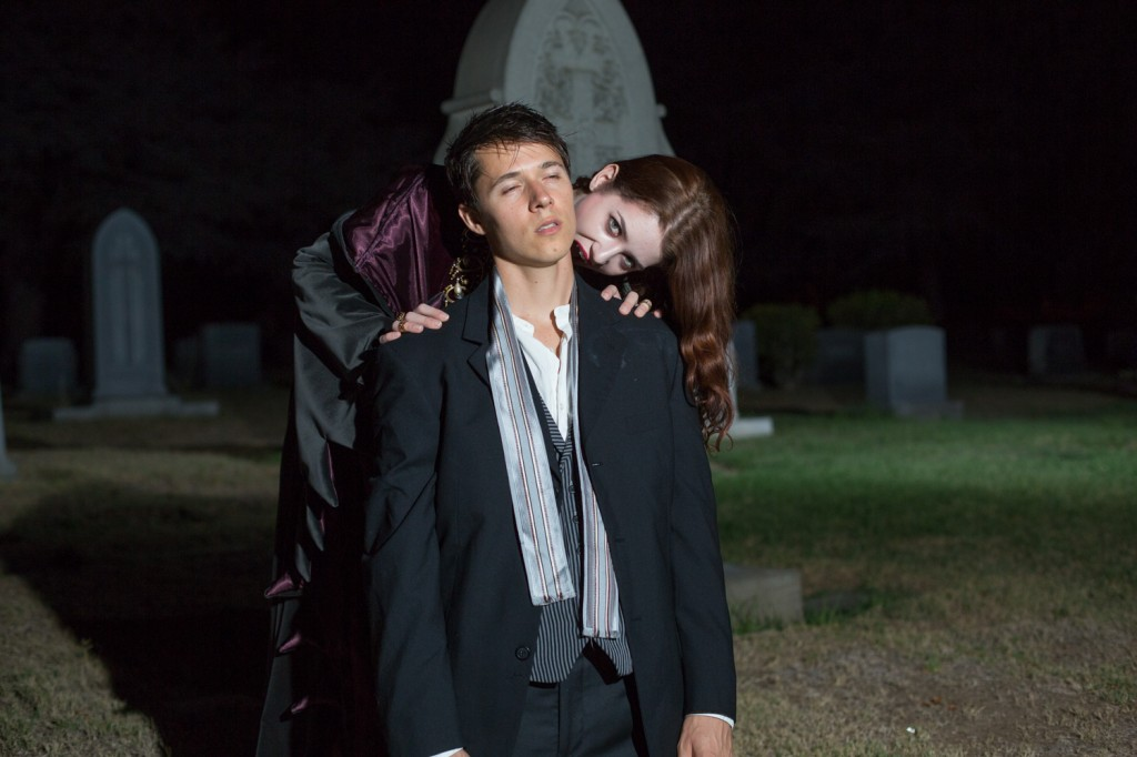 """""""Dracula's Guest"""" - Wicked Lit 2014, from Unbound Productions."""