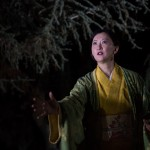 """""""The Grove of Rashomon"""" - Wicked lit 2015 at Mountain View Cemetery."""