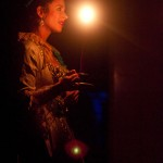 "Shelby Kocee in ""The Cask of Amontillado"" - Wicked Lit 2010. Photo by Daniel Kitayama"